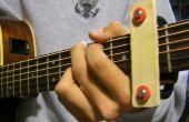 Wie man den Schmutz einfach Gitarre Capo!