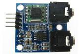 Gewusst wie: verwenden Sie das TEA5767-FM-Radio-Modul - Arduino Tutorial