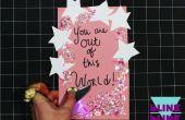 Licht-Up Valentine Karte