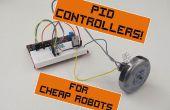 Speed Controller für billige Roboter, Teil 2: PID-Regler