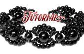Tutorial: Vintage Perlen Armband
