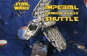 K ' NEX-Star Wars-Lambda-Klasse-Shuttle