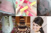 DIY WEDDING Planner Buch - Einladung - zugunsten Box - Schuhe - Kuchen - Hairbump - Tipps
