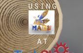 Machen Sie eine Vase mit dem 123D Mobile App @ laufenTechshop machen!
