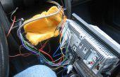 Fügen Sie eine AUX (MP3/Ipod)-Eingang an Ihrem Lager Autoradio