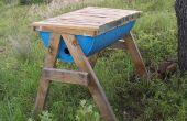 Machen Sie Ihren eigenen Honig-Kuh (Top-Bar-Bee-Hive)
