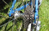 GROßE Fahrrad-Antrieb Reinigung Tipp!