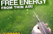 Freie Energie aus der Luft!