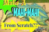 Schaum-Kreationen: Der Mahi-Mahi
