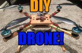Quadrocopter Drohne entwirft und baut