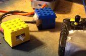 Machen Sie Ihre eigenen Lego Motor Gehäuse und Welle Adapter