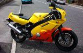 Handy Alarm für ein Motorrad, Auto oder was Sie wollen