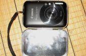 Canon SD780 Fall aus einer Altoids Tin