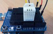 Gewusst wie: verwenden Sie DHT-22 Sensor - Arduino Tutorial