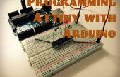 ATtiny-Chips mit Arduino Programm