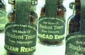 Salz aus Student Tränen