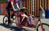 Bauen Sie eine Shopping Cart Lastenfahrrad
