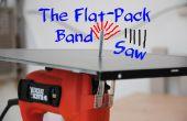 Aufbau der flach-verpacken-Bandsäge (AKA die Jigsaw-Tabelle) | DIY Holzbearbeitung Werkzeuge #6