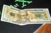 Versteckte Nachricht auf uns Rechnungen, dass nur gefälschte Geld Erkennung von Markierungen erkennt