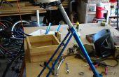 Bauen Sie einen Shop-Hocker aus einem Junk-e-Bike