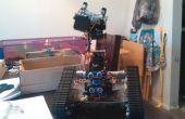 Autonomen Tank W / Roboterarm (Arduino, Bluetooth)