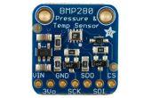 Wie man den Adafruit BMP280 Sensor - Arduino Tutorial verwenden