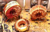 Elektromagnet Selbst Gemacht aus Elektroabfall DIY Anleitung