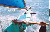 Besser leben mit einem Segelboot im Schrank machen