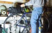DIY-Fahrrad Montageständer