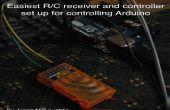 Gewusst wie: Steuern, Motoren mit Arduino und RC Empfänger in 10 Minuten