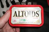 COMBO USB DRIVE mit ALTOIDS können