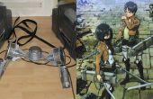 Angriff auf Titan / SnK 3d Manöver Getriebe