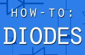 So geht's: Dioden