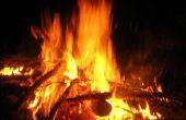 Die beste Feuer-Starter