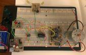Portable Solar Tracker-Projekt - Schaltungsdesign und-Begründung