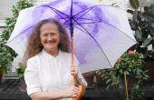 PURPLE RAIN Regenschirm