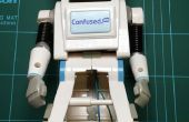 Esp8266 + Confused.com Brian Spielzeug Roboter