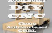 Homebuilt (DIY) CNC-Fräser - basierten Arduino (GRBL)