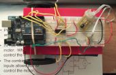Infrarot-Sensor geführte Arduino kontrollierten L293D Roboter (Teil 2)