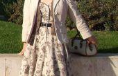 Hack in 1950: Gewusst wie: Kopieren Sie das Vintage-Kleid
