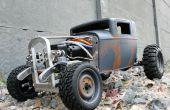Grund auf neu bauen ein RC Auto mit CAD und Rapid Prototyping