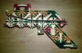 Die Juneapaluna Knex Pistole