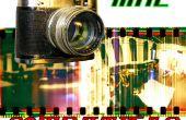 Extra kompakte Slit Scan Kamera Mk2
