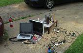 Python/Arduino-Serial-Controller: Hausgemachte Hochofen