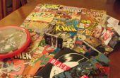 5 günstige-als-frei Dinge zu machen, aus alten Comics