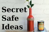 3 Möglichkeiten, um ein Geheimnis sicher