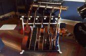 5 Gitarrenständer aus PVC