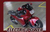 Konstruieren Sie Ihre eigene Elektro-Motorrad!