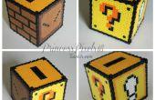 Wie erstelle ich eine 3D Mario Coin Box!