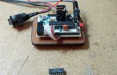 Die Schieberegister 74HC164 und Ihre Arduino